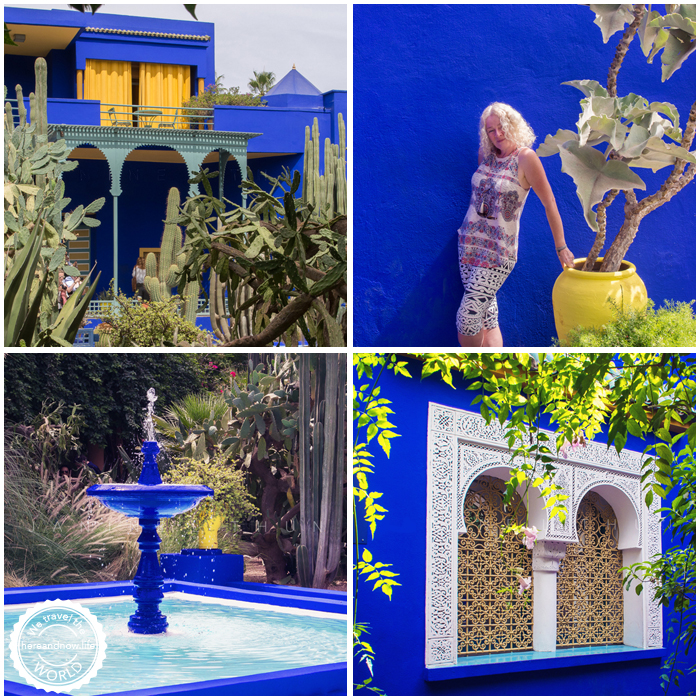 All about passion and love jardin majorelle in marrakech